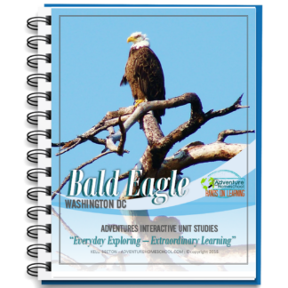 Edventure Kid Unit Study Bald Eagle